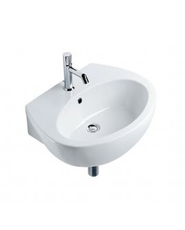 CATALANO - LAVABO ZERO 62 LIGHT BIANCO