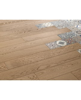 PARQUET PREFINITO LARGE ROVERE/OAK CRATOS