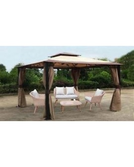 GTR - GAZEBO 3X3-ARION