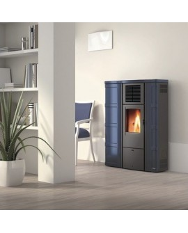 SUPERIOR - STUFA A PELLET LISA 8.5KW